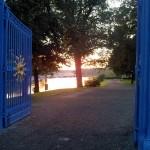Blå porten