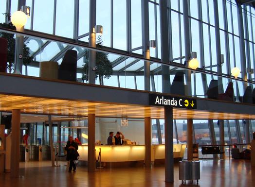 Arlanda Lentokenttä