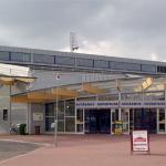Skavsta Flughafen